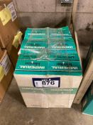 Lot of (6) Imperial Luber-Finer Oil Filters
