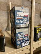 Lot of (2) Asst. Motocross Platinum PowerSports Battery