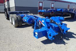 2015 Aspen LDD/CRC Tandem Axle Dually 18' Booster. VIN 2A9TD2026FN125206. NOTE: NEW, UNUSED.