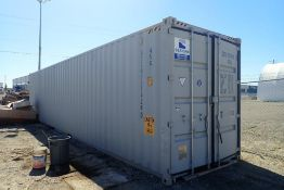 40' High Cube Sea Container.