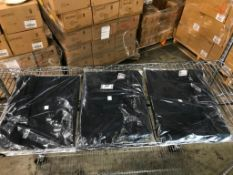 LOT OF (3) BLACKWOOD CHEFWEAR NOT SO TRADITIONAL - RUGBY PANTS SIZE XL