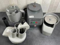 ROBOT COUPE R301 - 3.5QT COMBINATION FOOD PROCESSOR