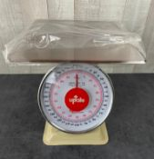 LARGE 200LB RECEIVING SCALE, UPDATE UP-11200
