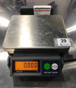 METTLER TOLEDO ARIVA-S-MINI-1080-STR SCALE