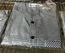 LOT OF (3) RENEE SALUD MEN'S POLO SIZE XL