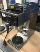 BUNN CWT-35-3T 12 CUP AUTOMATIC COFFEE BREWER WITH 3 WARMERS