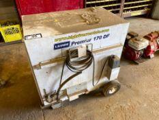 L.B. White Premier 170 DF Natural Gas/ Propane Heater