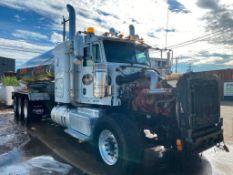 2014 Peterbilt 367 Tri-Drive Potable Water Truck VIN #: 1NPTX4TX4ED220971