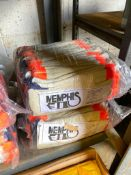 Lot of (2) 12-Pack Memphis Industrial Work Gloves