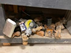 Lot of Asst. Ball Hitches, Trailer Jack, Pintle Hitch, etc.