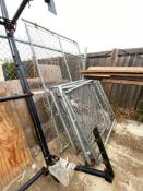 Lot of Assorted Fencing Panels