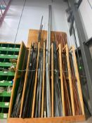 Lot of Asst. Pipe, Flashing, Galvanized Pipe, etc.