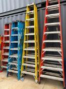 Featherlite Fiberglass 10' Step Ladder