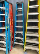 Werner Fiberglass 8' Step Ladder