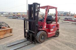 Tailift FG25GML 5,000lbs Capacity LPG Forklift.
