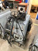 P&M Harmishfiger Transformer Welder w/ Acklands Mig-Pack AK-1E Wire Feeder