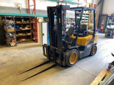 Doosan G30P-3 LP Forklift **NOT AVAILABLE FOR REMOVAL UNTIL MONDAY SEPT 20th @ NOON**