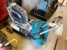 Husky 8 Gallon Portable Electric Air Compressor