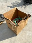 Box of Asst. Extension Cords *Need Repair*