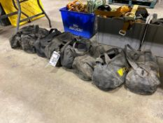 Lot of (8) Bags of Asst. Harnesses etc.