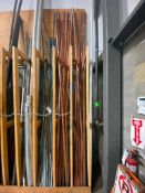 Lot of Asst. Copper Piping, Copper Rods, etc.