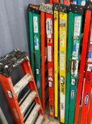 Louisville Fiberglass 6' Step Ladder