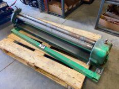 Brown Boggs Manual Roller