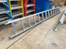 Werner 28' Aluminum Extension Ladder