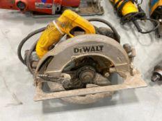 "DeWalt DWE757 7-1/4"" Circular Saw"