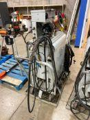 P&M Harmishfiger Transformer Welder w/ Wire Feeder