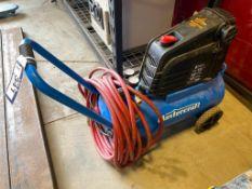 Mastercraft 8 Gallon Portable Electric Air Compressor