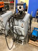 P&M Harmishfiger Transformer Welder w/ Millermatic 10E Wire Feeder