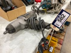 "Maximum 1/2"" Electric Impact Wrench"