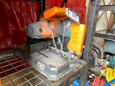 Ridgid R41422 14-Inch Abrasive Saw