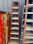 Fiberglass 8' Step Ladder