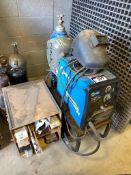 Millermatic 211 Auto-Set Mig Welder w/ Asst. Welding Rod