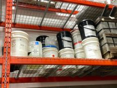 Lot of Approx. (22) Asst. Pails of Chemical