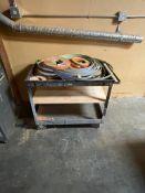 3-Tier Shop Cart w/ Asst. Edge Banding and Drying Rack