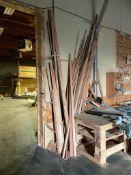 Lot of Asst. Hardwood
