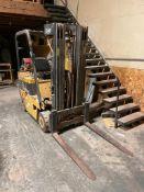 Cat T 50E LP 5,000LB Forklift