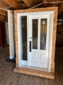 Lot of (2) Asst. Door Displays