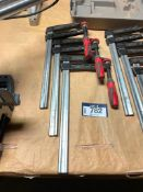 Lot of (3) Bessey Clamps