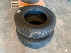 Lot of (2) 265/70R17 Tires