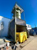 Commercial Dust Collecting System