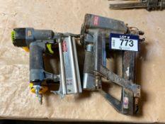 Lot of (4) Asst. Pneumatic Air Guns