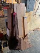 Lot of Asst. Wood