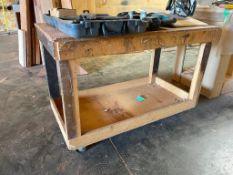 2-Tier Shop Cart