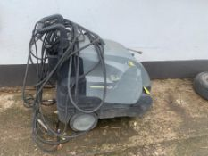 KARCHER POWER WASHER HOT AND COLD LOCATION N IRELAND