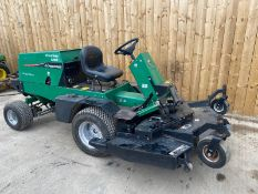 RANSOMES 728D DIESEL OUT FRONT MOWER ROAD REGISTERED LOCATION NOTH YORKSHIRE