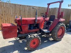 FORD 1720 COMPACT DIESEL TRACTOR LOCATION NOTH YORKSHIRE